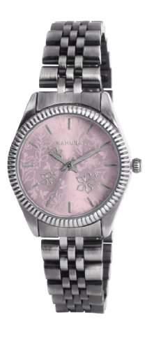 Kahuna Damen-Armbanduhr Analog Silber KLB-0035L