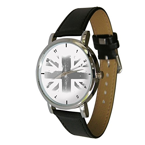 Union Jack Armbanduhr UK Flagge Cool Armbanduhr ungewoehnliches Geschenk