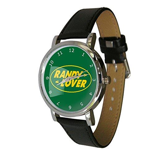 Randy Lover Design Armbanduhr