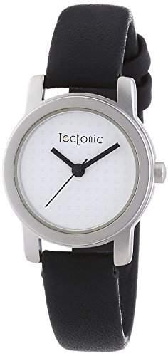 Tectonic Damen-Armbanduhr XS Analog Quarz Leder 41-1108-14