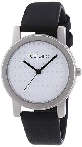 Tectonic Damen-Armbanduhr XS Analog Quarz Leder 41-6108-14
