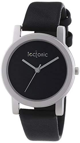 Tectonic Damen-Armbanduhr XS Analog Quarz Leder 41-6108-44