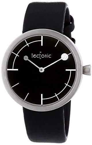 Tectonic Damen-Armbanduhr Analog Quarz Leder 41-6110-44