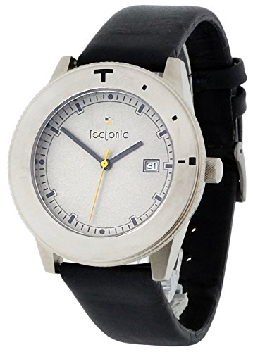 Tectonic Herren Armbanduhr Analog Quarz 41 6106 84