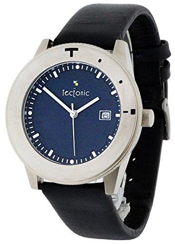 Tectonic Herren Armbanduhr Analog Quarz 41 6106 99