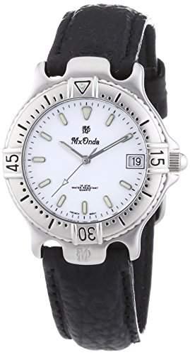 Mx Onda Damen-Armbanduhr XS Analog Quarz Leder 32-1200-14
