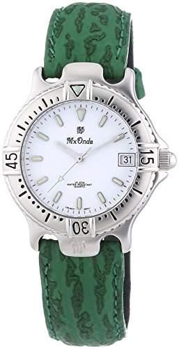 Mx Onda Damen-Armbanduhr XS Analog Quarz Leder 32-1200-15