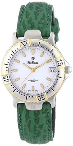 Mx Onda Damen-Armbanduhr XS Analog Quarz Leder 32-1201-15