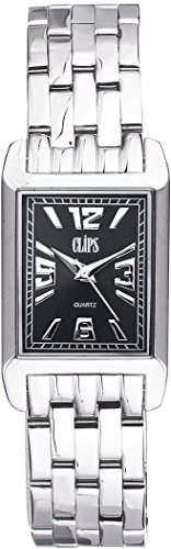 Clips Damen-Armbanduhr Analog Quarz Alloy 553-2001-48