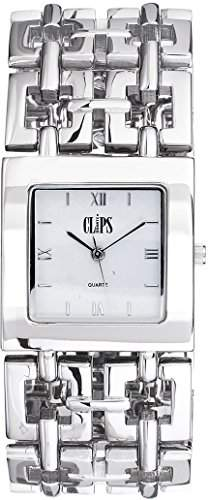 Clips Damen-Armbanduhr Analog Quarz Alloy 553-2004-18
