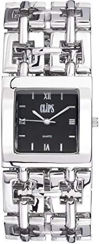 Clips Damen-Armbanduhr Analog Quarz Alloy 553-2004-48