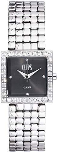 Clips Damen-Armbanduhr Analog Quarz Alloy 553-2005-48