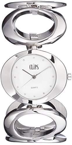 Clips Damen-Armbanduhr Analog Quarz 553-2009-18