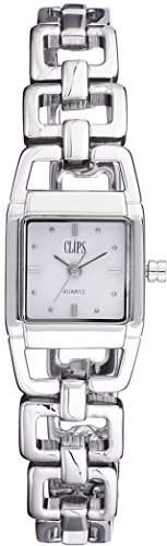 Clips Damen-Armbanduhr Analog Quarz 553-2011-18
