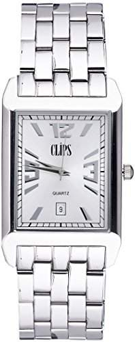Clips Herren-Armbanduhr Analog Quarz Alloy 553-7001-88