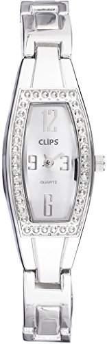 Clips Damen-Armbanduhr Analog Quarz Alloy 554-2600-18