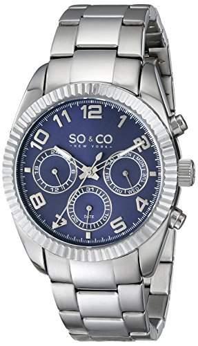 SO & CO New York 50092 Armbanduhr - 50092