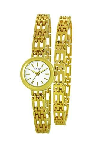 Spirit WomenASPL52 Armband Armbanduhr Analog Gold