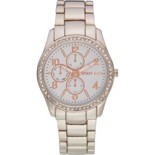 Spirit WomenASPL64 Armband Armbanduhr Analog silber
