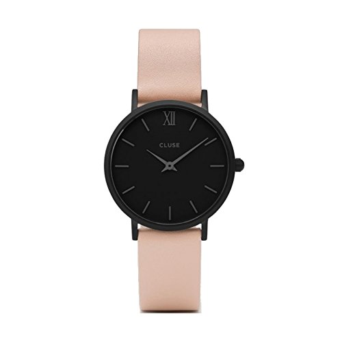 CLUSE La Boheme Full Black Nude Armbanduhr Damen CL30027