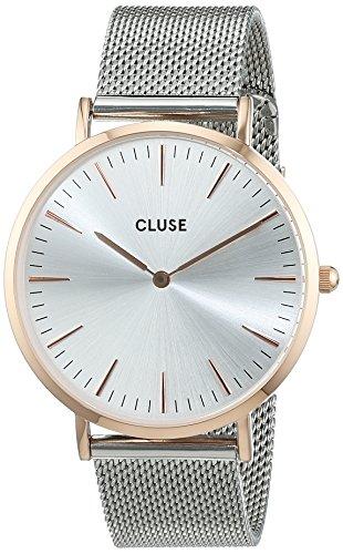 Cluse Analog Quarz Edelstahl CL18116
