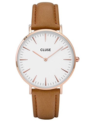 Cluse Analog Quarz Leder CL18011