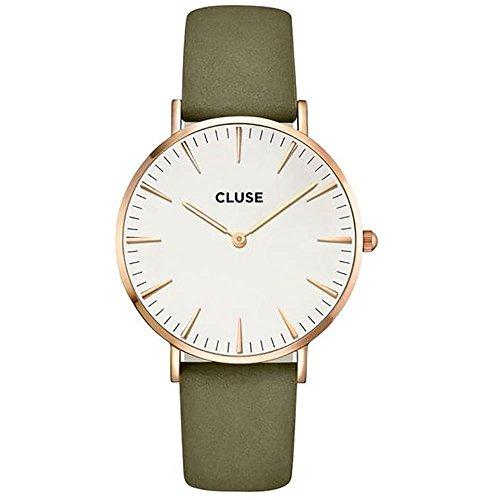 Cluse Analog Quarz Leder CL18023