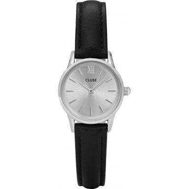 Cluse La Vedette Silver Black CL50014