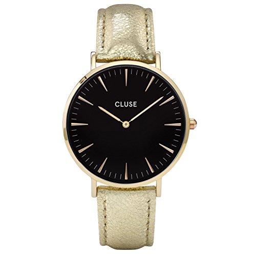 Cluse La Boheme Gold Black Gold Metallic CL18422