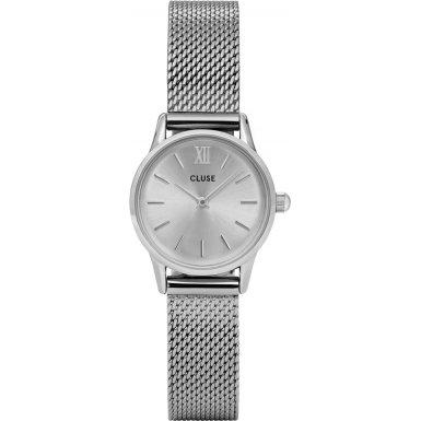 Cluse Damenuhr La Vedette Mesh Full Silver CL50001