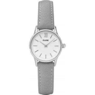 Cluse La Vedette Silver White Grey CL50013