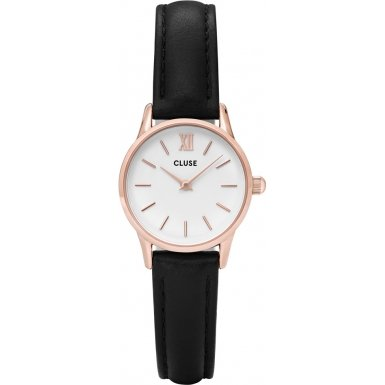 Cluse La Vedette Rose Gold White Black CL50008