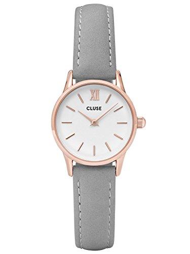 Cluse La Vedette Rose Gold White Grey CL50009