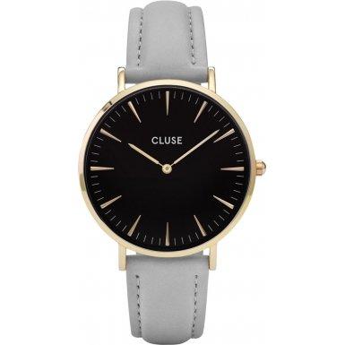 Cluse Unisex Armbanduhr Analog Quarz Leder CL18411