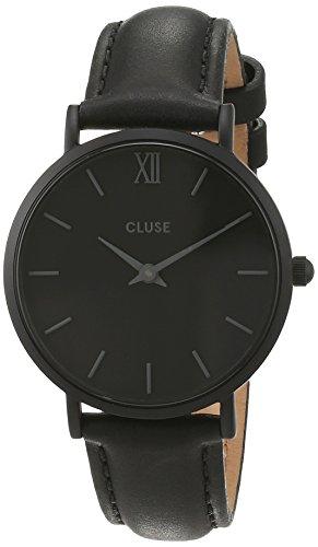 Cluse Unisex Armbanduhr Analog Quarz Leder CL30008