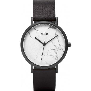 Cluse Unisex Armbanduhr Analog Quarz Leder CL40002