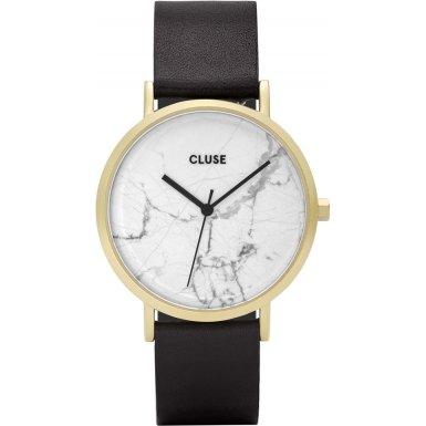 Cluse Unisex Armbanduhr Analog Quarz Leder CL40003