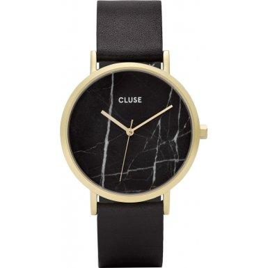 Cluse Unisex Armbanduhr Analog Quarz Leder CL40004
