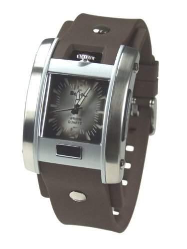 Bench Herren-Armbanduhr Analog Quarz Kunststoff BC0018BR