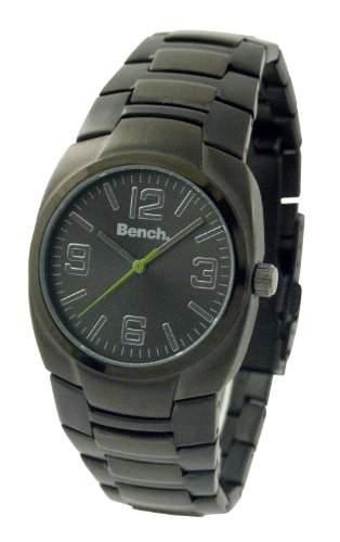 Bench Herren-Armbanduhr Analog Quarz Edelstahl BC0135BK