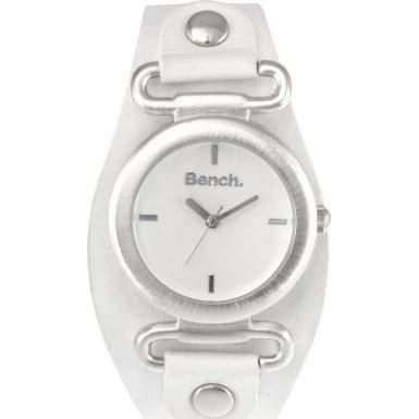 Bench Damen-Armbanduhr Analog BC0391WHWH