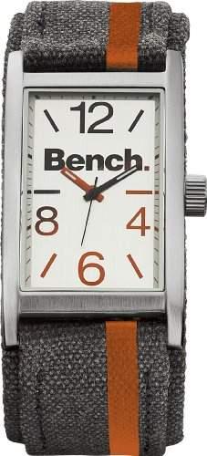 Bench Herren-Armbanduhr Analog grau BC0408SLOR