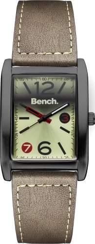 Bench Herren-Armbanduhr Analog plastik braun BC0423GNBR