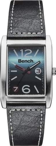 Bench Herren-Armbanduhr Analog plastik schwarz BC0423SLBK