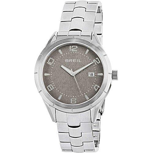 BREIL Uhren Lounge Unisex Uhrzeit Edelstahl TW1466