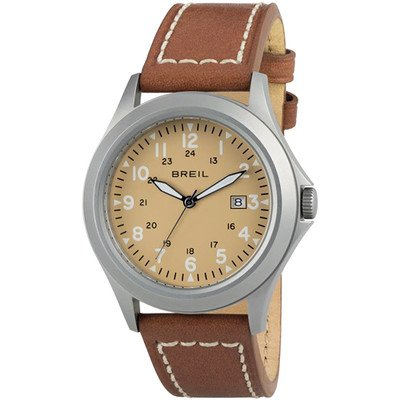 BREIL Uhren Army zeit Kaki TW1480
