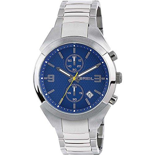 BREIL Uhren Gap Herren Chronograph Blau Edelstahl TW1473