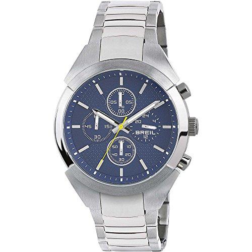 BREIL Uhren Gap Blau Edelstahl TW1471