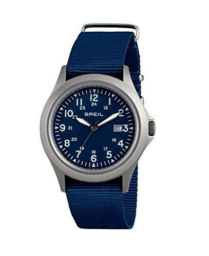 BREIL Uhren Army zeit Textilgewebe TW1485