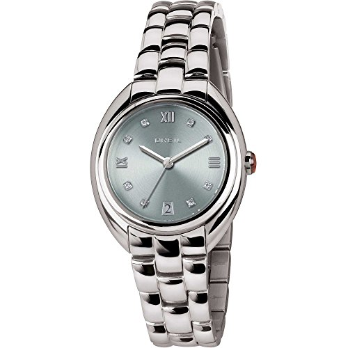 Uhr Damen Claridge hellblau tw1585 Breil